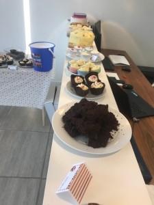 cake sale pics 1